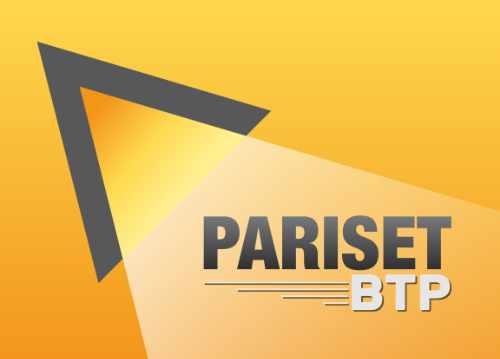 Logo Pariset BTP